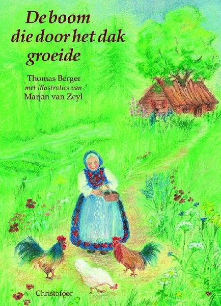 Kinderboek - De boom die door het dak groeide - ISBN13 9789062385805